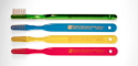 Plain Toothbrush - KIDS - 4-pack