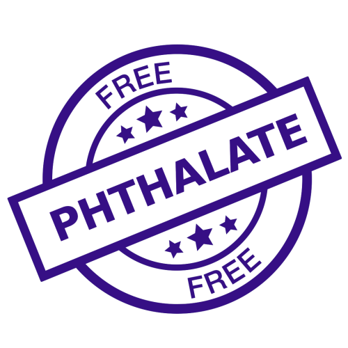 Phthalate-Free Product - Certified No Phthalates